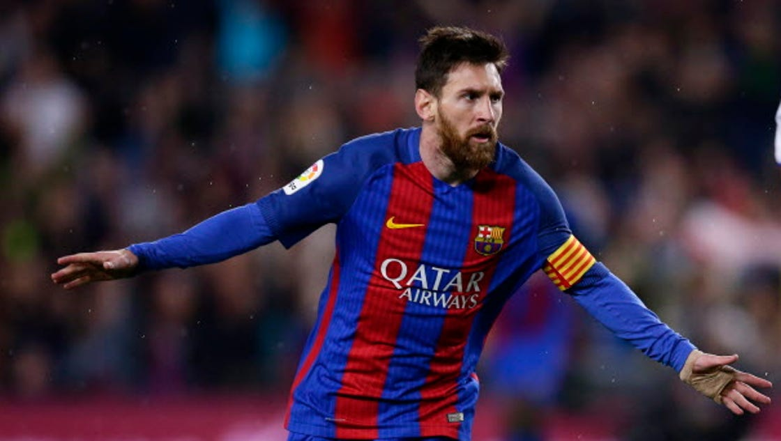 Lionel messi 39 s two goals help fc barcelona rebound before games vs juve and madrid - Firefly barcelona ...