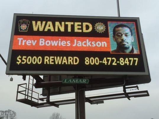 Trev Jackson II billboard