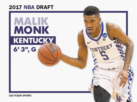 Uk Basketball: Suns Draft Profile: Kentucky Guard Malik Monk's Selling