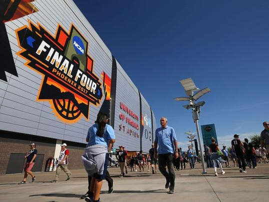 Final Four in Arizona