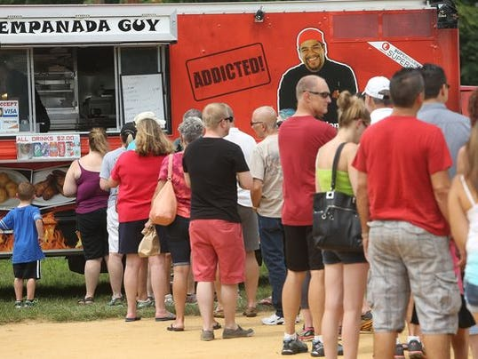 Food Truck Festival South Jersey