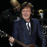 Paul McCartney will headline the Marcus Amphitheater for Summerfest July 8. This year's complete Summerfest schedule is now available at jsonline.com/summerfest and on Summerfest's website.