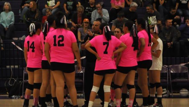 Lincoln County and Mescalero prep sports