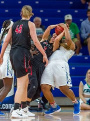 FGCU was outrebounded by Southeastern University in