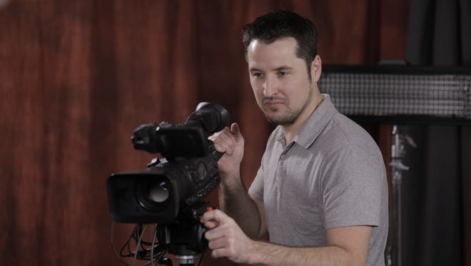 Mark Bauer is one of the creators of the Tally Shorts Film Festival.