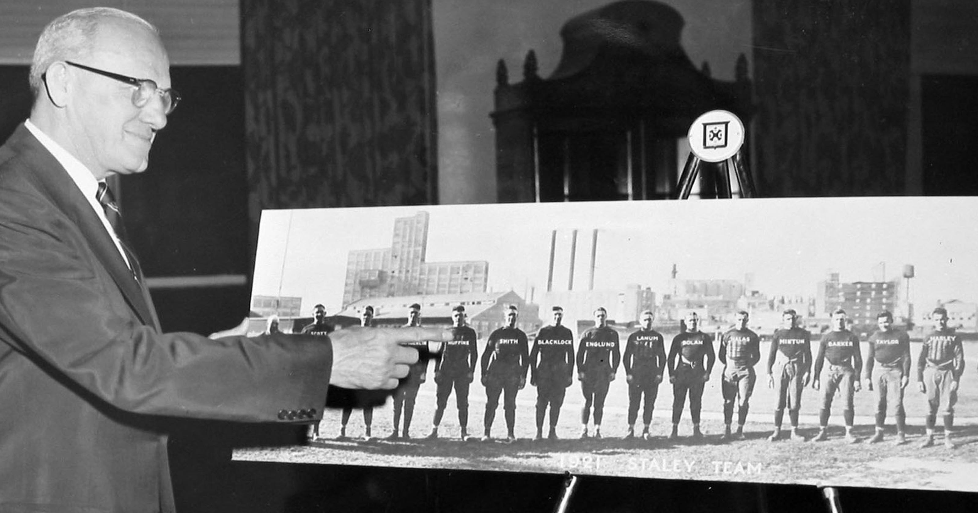 A look at the first decade of the NFL, the 1920s