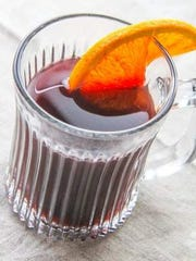 Oregon Pinot Noir, Port and Star Anise Punch