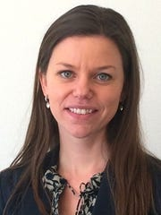 """Monica Enqvist, who will speak at Saturday's """"Cabin to Capsule"""" program for history buffs is the public diplomacy, press and communications counselor for Sweden's embassy in Washington, D.C."""
