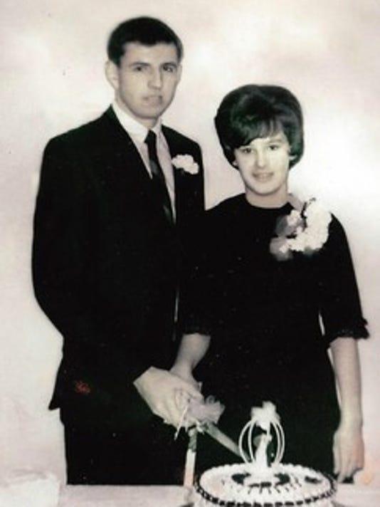 Anniversaries: Boyd Fluth & Glenda Fluth