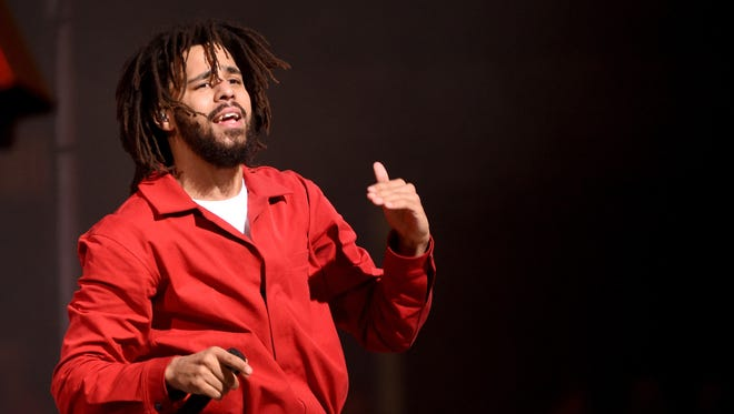 "Getting an early start to making waves this Summer, Hip hop artist J. Cole recently released his fifth album, ""KOD"" after announcing its release earlier this week. Its title track recently broke Spotify's opening day streaming record"