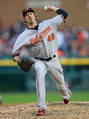 Andrew Miller agreed to a four-year, $36 million deal.
