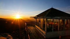 Guide to reserving a mountaintop lookout in Oregon