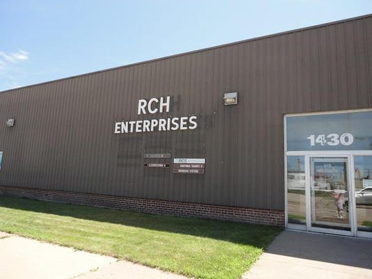 RCH for Trib