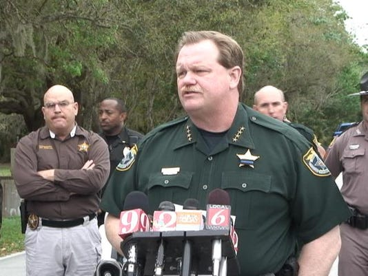 Sheriff Jack Parker described Deputy Barbara Ann Pill as one of the finest in his department. FLORIDA TODAY file