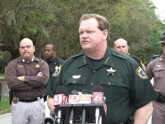 FILE: Former Sheriff Jack Parker.