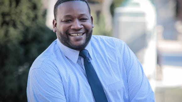 Cerron Cade has been named manager of John Carney's campaign for governor.
