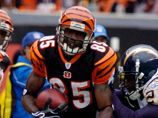 AP CHARGERS BENGALS FOOTBALL S FBN USA OH