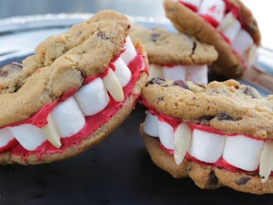 DFP Halloween Cookie