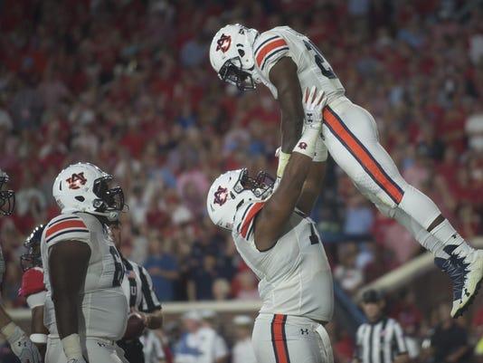 GAMEDAY: Auburn vs. Mississippi