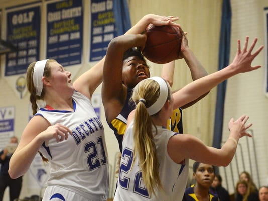 Girl's BKB - Pocomoke vs Stephen Decatur