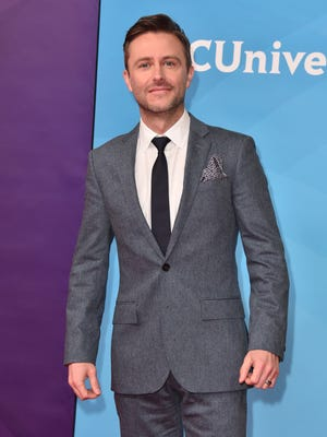 An ex-girlfriend of TV host Chris Hardwick has accused him of being sexually abusive and emotionally controlling.