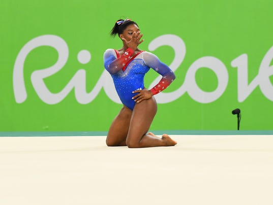 Gymnastics floor exercise