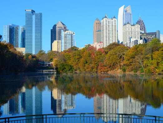 Discount travel site Hotwire analyzed booking data to determine the U.S. cities that offer the best value to travelers. Atlanta took the top spot for its reasonably priced airfares and accommodations, plus low-cost attractions and recreation.