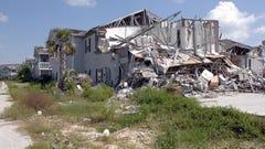 Coast anticipates money to clean up eyesore Katrina homes