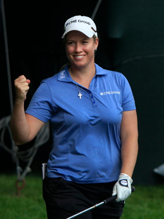 Brittany Lincicome takes 3-shot lead at LPGA