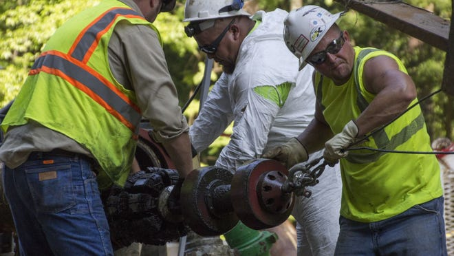 Piedmont Natural Gas will perform routine pipeline maintenance beginning Wednesday, running from July 22-28, barring any weather events.