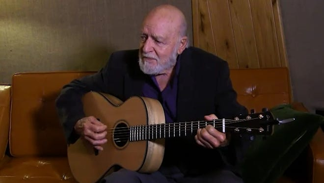 Hal Bynum performs 'Lucille' for 'Story Behind the Song'