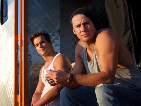 Film Review-Magic Mike XXL