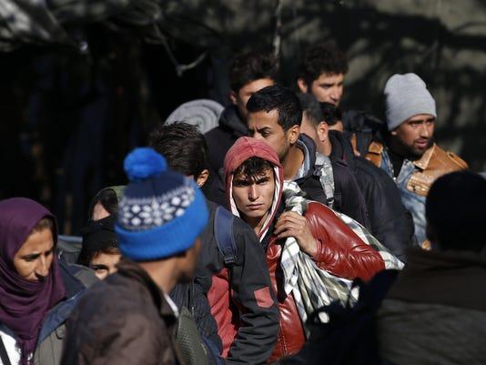 Serbia Migrants_Troj