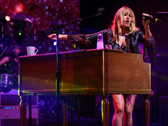 Grace Potter With Trampled By Turtles In Concert - New York, New York