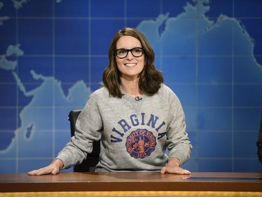 TV Saturday Night Live Tina Fey