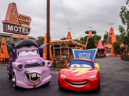 "Radiator ""Screams"" in Cars Land"
