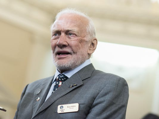 Former astronaut Buzz Aldrin evacuated from South Pole