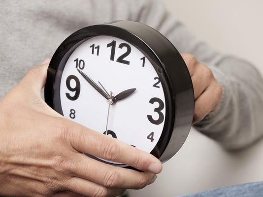 It's almost time to set clocks back for daylight saving time, but what's the point?