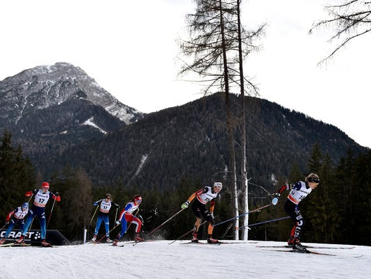 FIS Nordic World Cup - Men's and Women's Cross Country Pursuit