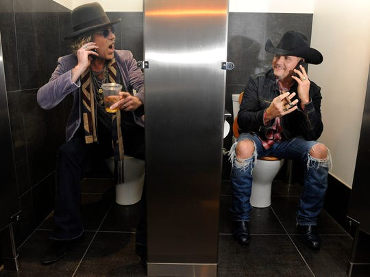 Big Kenny and John Rich of Big & Rich have discovered