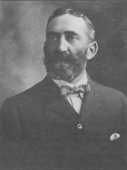 Charles B. Eddy donated the land that now is home to the Carlsbad Museum and Art Center, Carlsbad Public Library and Halagueno Arts Park.