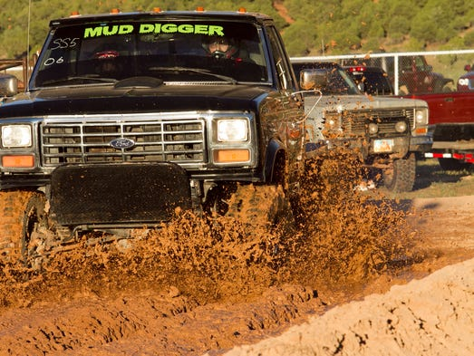 The Iron County Mud Bog took place on Saturday, Aug.16, 2014.