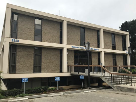 This county-owned building is being studied as a site
