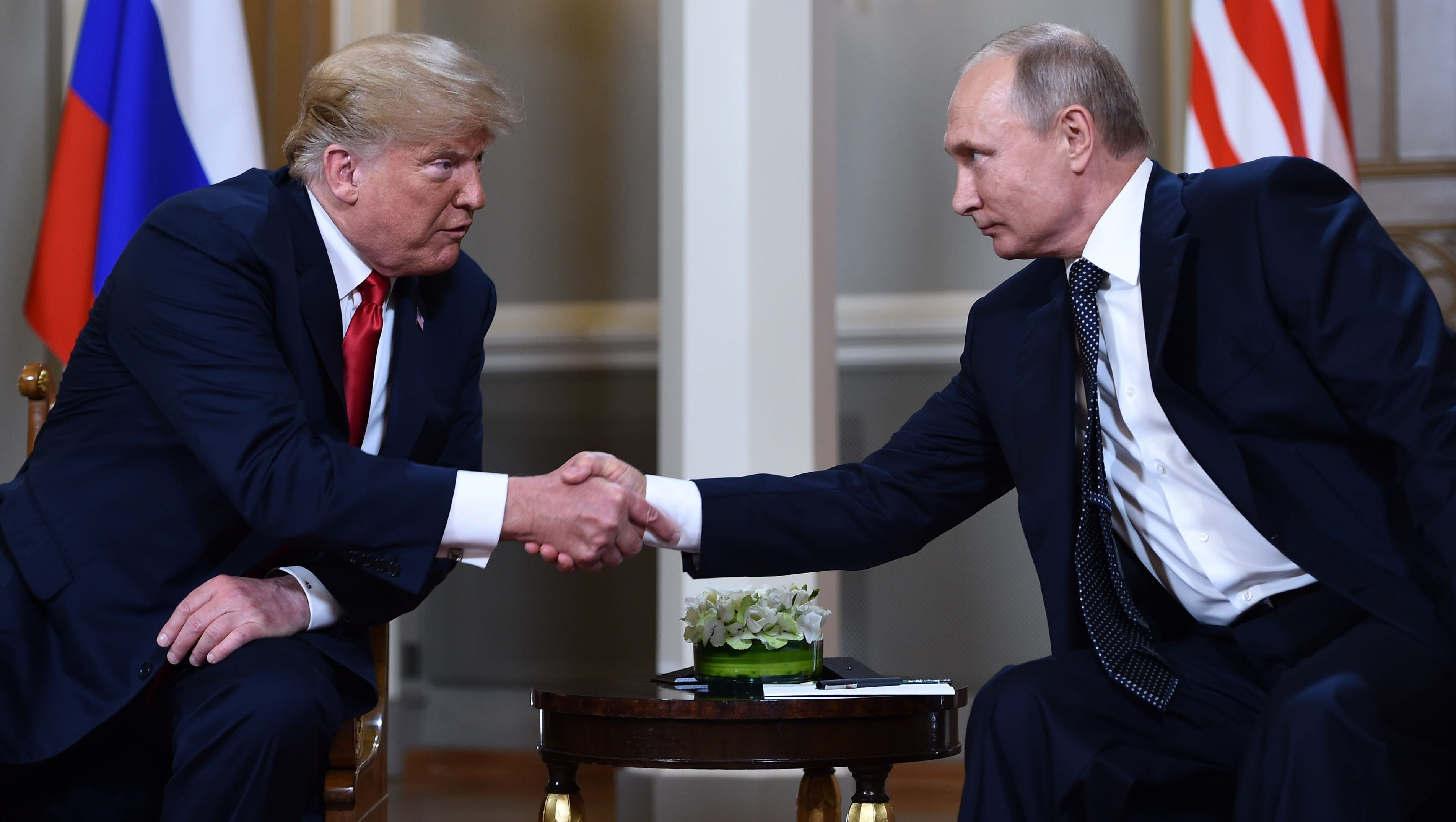 usatoday.com - Gregory Korte and John Fritze, USA TODAY - Vladimir Putin denies meddling in 2016 U.S. presidential election after he and Trump meet