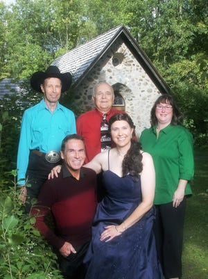 """The Plymouth Arts Center presents Celtic Folk """"Christmas,"""" four performances featuring traditional Celtic and Christmas carols."""