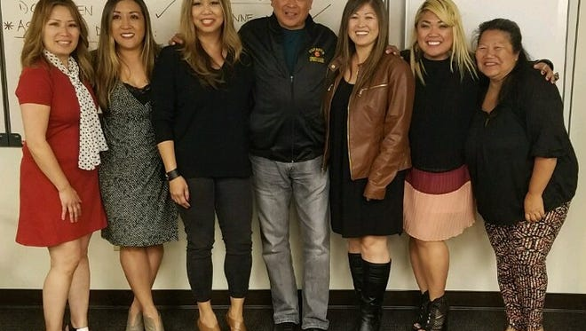 The Filipino American Council of Ventura County selected officers to serve a two-year term from 2017-2019.