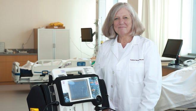Kathleen Burke  Assistant Dean of Nursing Ramapo College of New Jersey