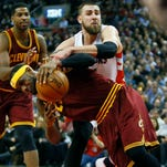 """LeBron James: I must """"protect myself"""" from hard fouls."""