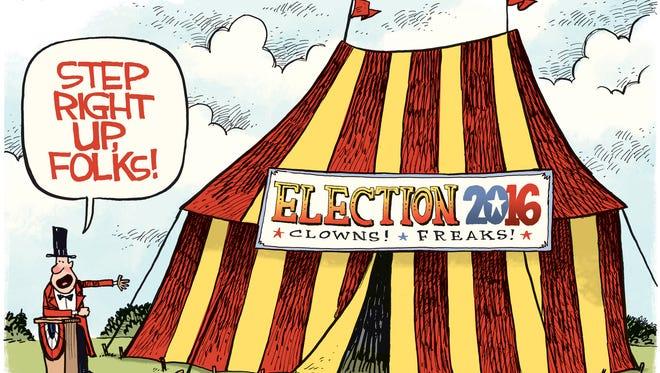 Cartoon for June 2
