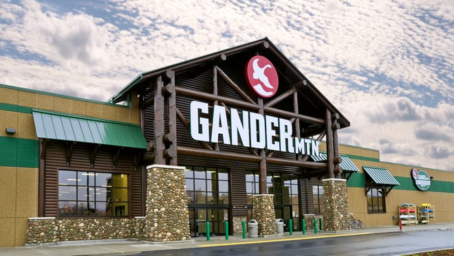 Gander Mountain opened Tuesday in Montgomery.
